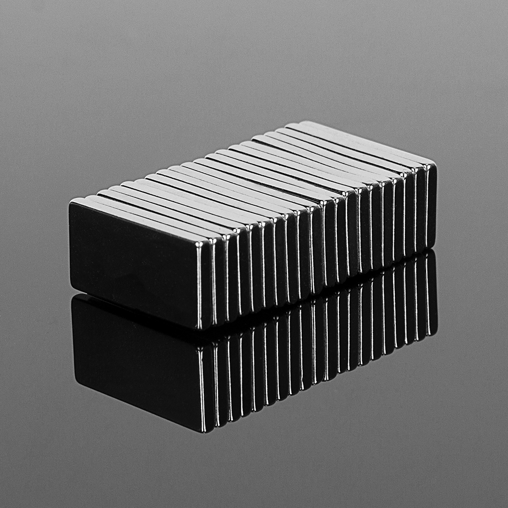 20PCS N52 20x10x2mm Super Strong Neodymium Magnet Powerful Magnetic Rare Earth NdFeB Permanent Magnets 20*10*2mm цена
