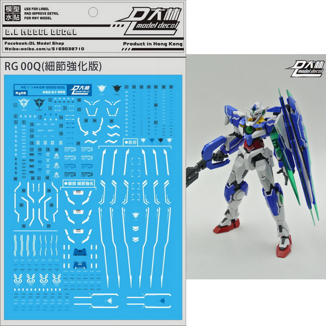 Japan Import Bandai Gundam Decal No.112 RG 1//144 Unicorn Gundam