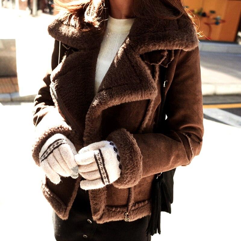 Popular Womens Shearling Coats-Buy Cheap Womens Shearling Coats ...