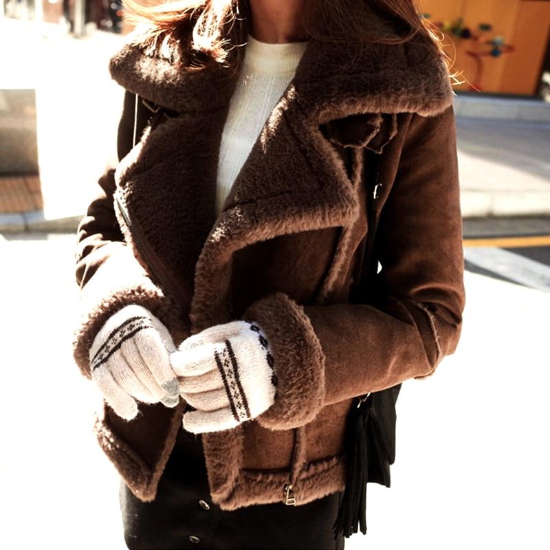 Popular Shearling Leather Coats-Buy Cheap Shearling Leather Coats ...