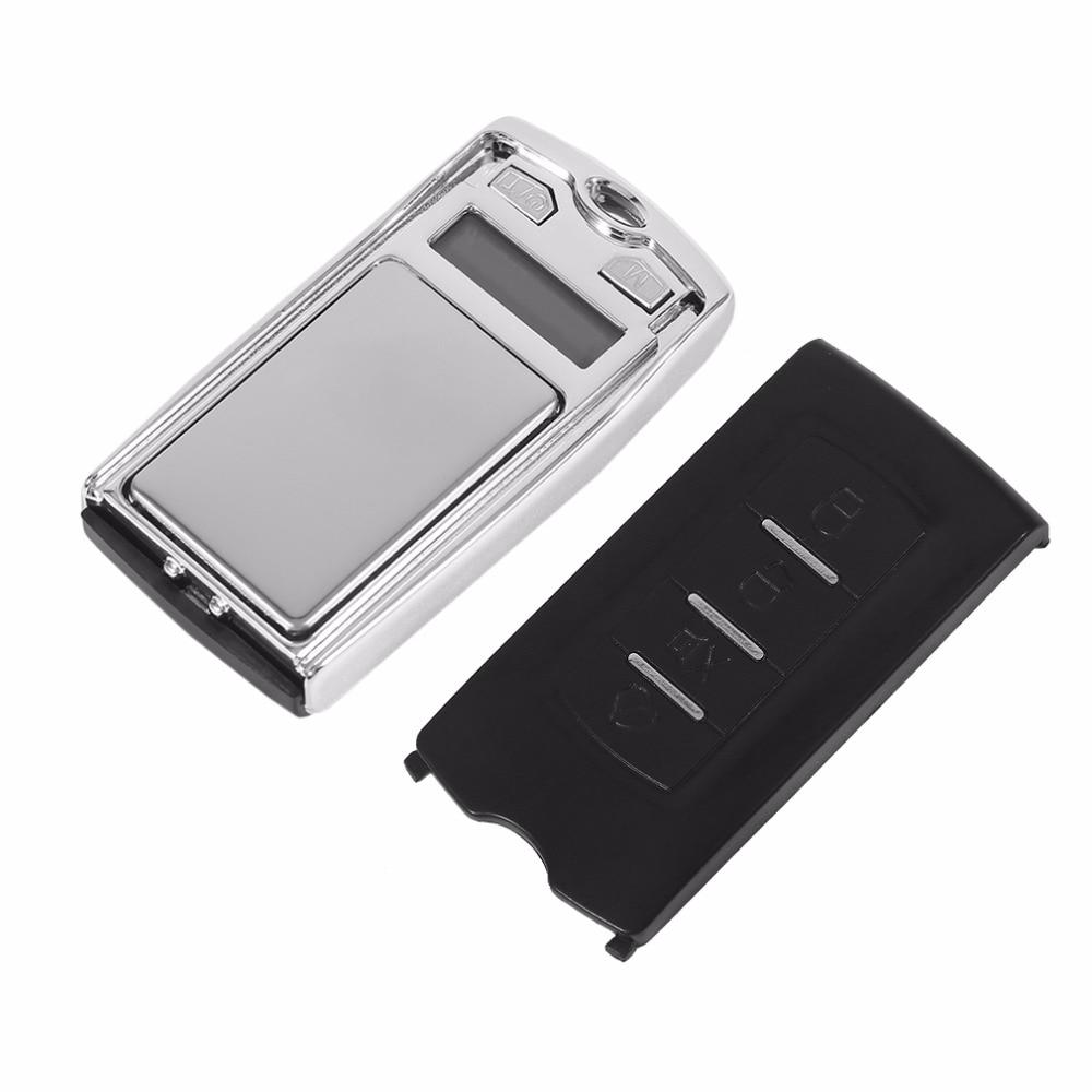 100g 0,01 Mini Digital Waage Tasche Elektronische Waagen Lcd Mit Präzision Dms-sensor Den Speichel Auffrischen Und Bereichern Waagen