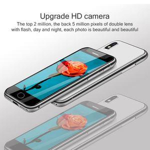 Image 3 - S9 Fingerprint Verbesserte Ultra Dünne Mini Student Smartphone Game Store Android 7.0 Quad Core Smartphone