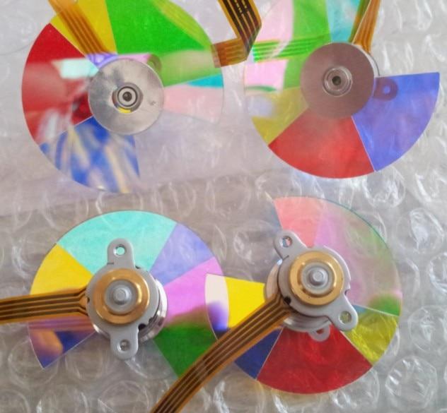 Projector Color Wheel For ViewSonic PJD5123 PJD5523W PJD5233 PJD5223