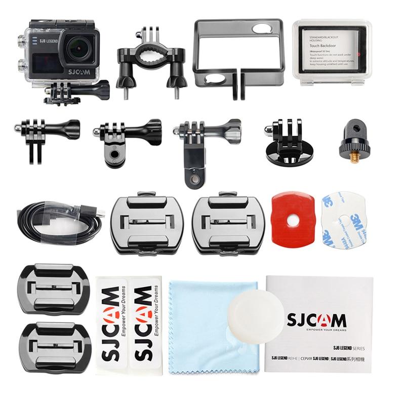 SJCAM SJ6 Legend Novatek96660 Gyro 4K Ultra HD Fəaliyyət Kamera - Kamera və foto - Fotoqrafiya 6