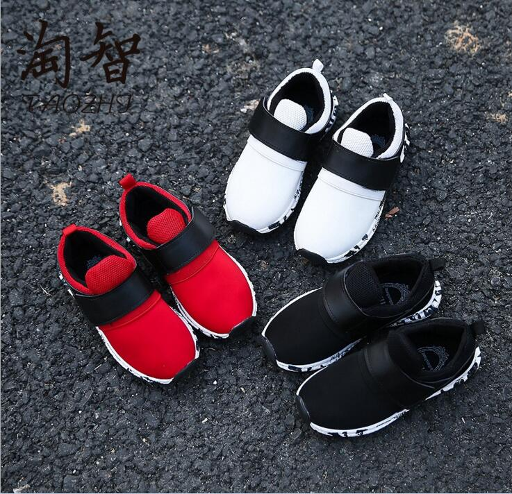 2017 merk kids sportschoenen kind casual schoenen vrouwelijke jongens - Kinderschoenen - Foto 3
