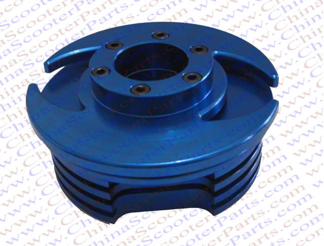HP 44MM Cylinder Head 47CC 49CC Mini Moto Quad ATV Dirt Pit Bike Parts Blue