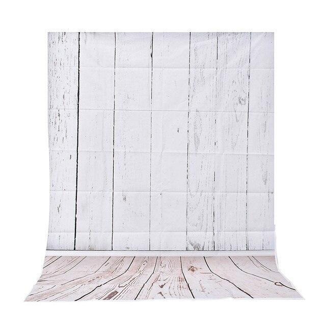5x7 ft white wood floor vinyl photography background studio photo prop photographic backdrop cloth waterproof 210cm