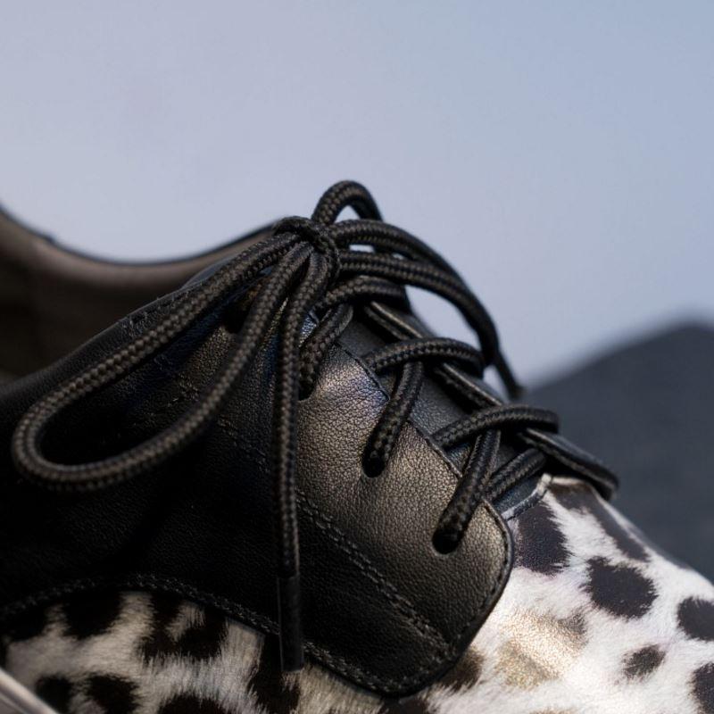 De Marche Loisirs 34 En Véritable Chaussures Taoffen Vulcanisées Léopard Taille 39 Confort Chaude Ins Noir Sneakers Cuir Femmes Sexy EIWYeH2D9
