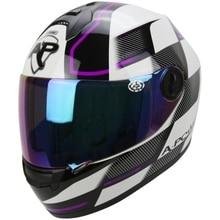 Nueva Cardin casco de moto Capacete 962 mens de la cara llena eléctrica casco casco para hombre y mujer cuatro estaciones