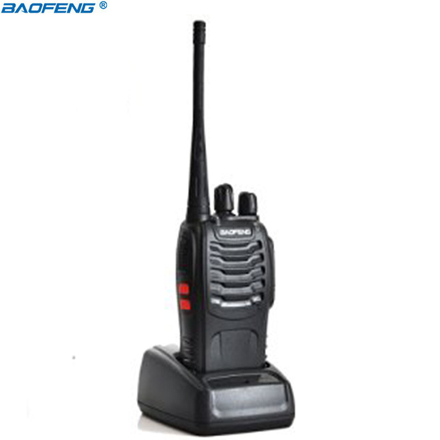 Двухстороннее Радио baofeng BF-888S Walkie Talkie Dual Band Ручной Pofung bf 888 s 400-470 МГц UHF VHF радио сканер