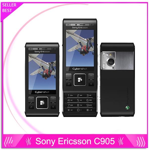 C905 Original Unclocked Sony Ericsson C9s