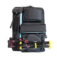 4 K большая художественная сумка для рисования набор водонепроницаемый портативный набор для рисования сумка для рисования инструменты Худ...