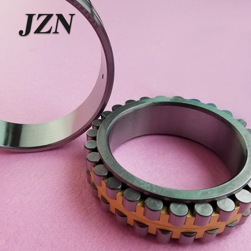 1pcs bearing NN3018K SP W33 3182118 90x140x37 NN3018 Double Row Cylindrical Roller Machine tool bearing 1pcs bearing nn3030k sp w33 3182130 150x225x56 nn3030 3030 double row cylindrical roller bearings machine tool bearing