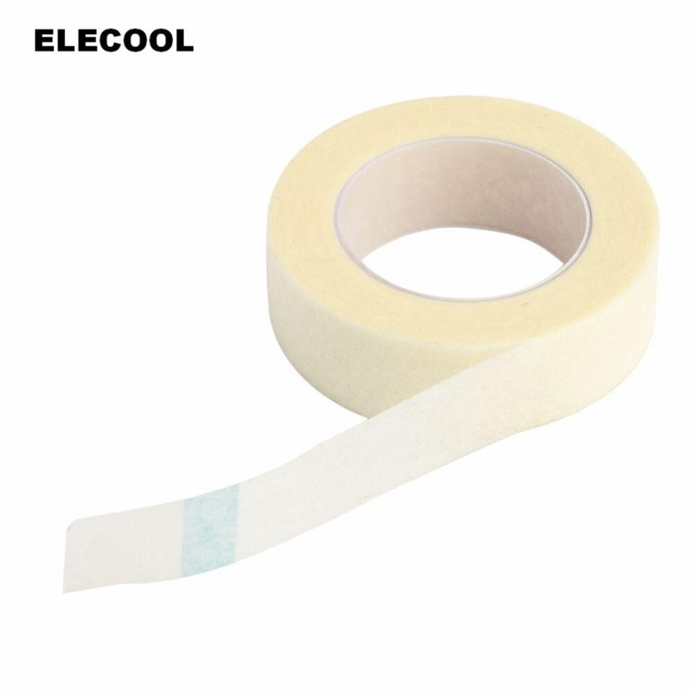 ELECOOL 3PCS Practical Eyelash Extension Patches wrap tape Eyelash Under Pads Extension Eye Patch Tips Sticker