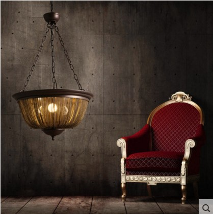 American Country Retro Vintage Pendant Light Fixtures Wount Iron Handing Lamp Indoor Lighting Dinning Room росмэн микромир