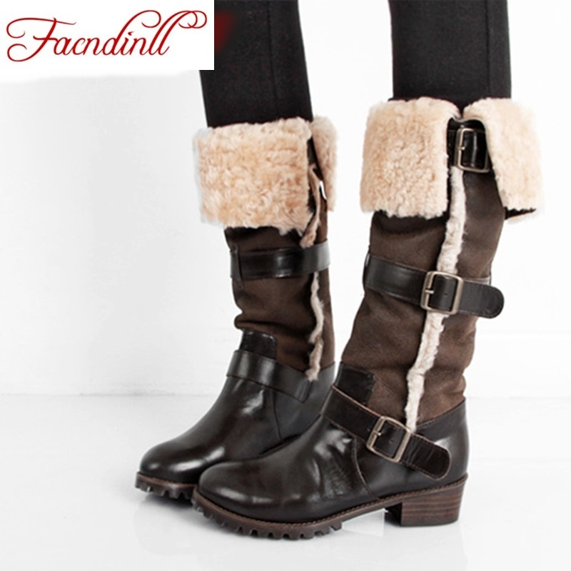Tall Snow Boots Promotion-Shop for Promotional Tall Snow Boots on ...
