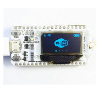 4pcs SX1278 ESP32 LoRa 0 96 Inch Blue OLED Display Bluetooth WIFI Lora Kit 32 Module