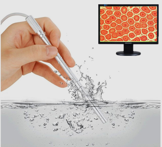 ФОТО 1- 500x Zooming 2MP HD USB Digital Microscope 8 LED Electronic Video Camera Electron Pen Endoscope Magnifier for Circuit Repair