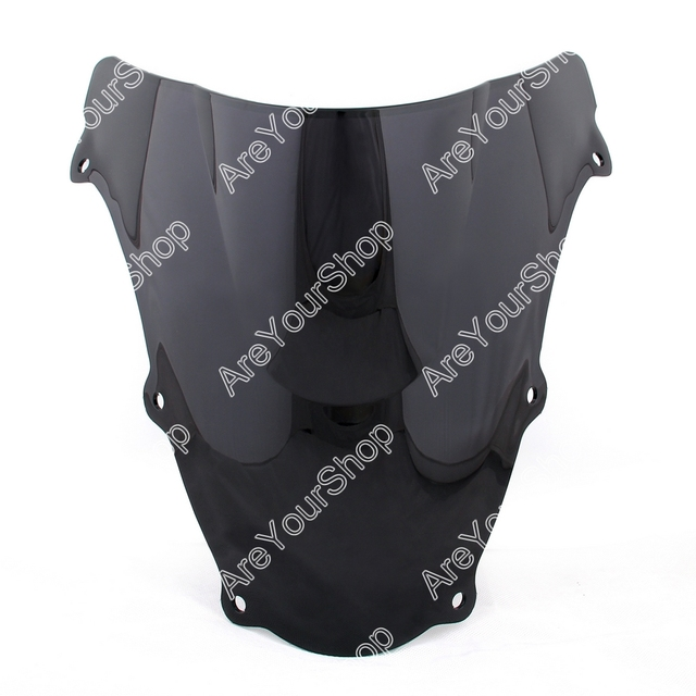 Sale For Suzuki Sv650 sv650s Sv1000 sv1000s Brand New Motorcycle Windshield Windscreen Double Bubble Windscherm Wind Screen