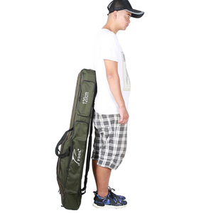 Image 5 - FDDL olta çanta taşıyıcı balıkçılık Reel kutup saklama çantası 110 cm/120 cm/130 cm/150 cm