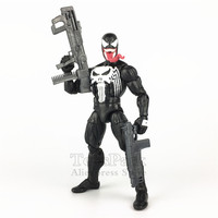 Marvel Legends Venomized Punisher 6 Frank Castle Venom Action Figure Marvel Unlimited reward 2019 Membership Kit Doll Toys