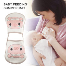 Baby Multifunction Feeding Nursing Pillow Infant Breastfeeding Pillow Baby Cartton Pillow Protect Arm Cooling Mat For Mom(China)