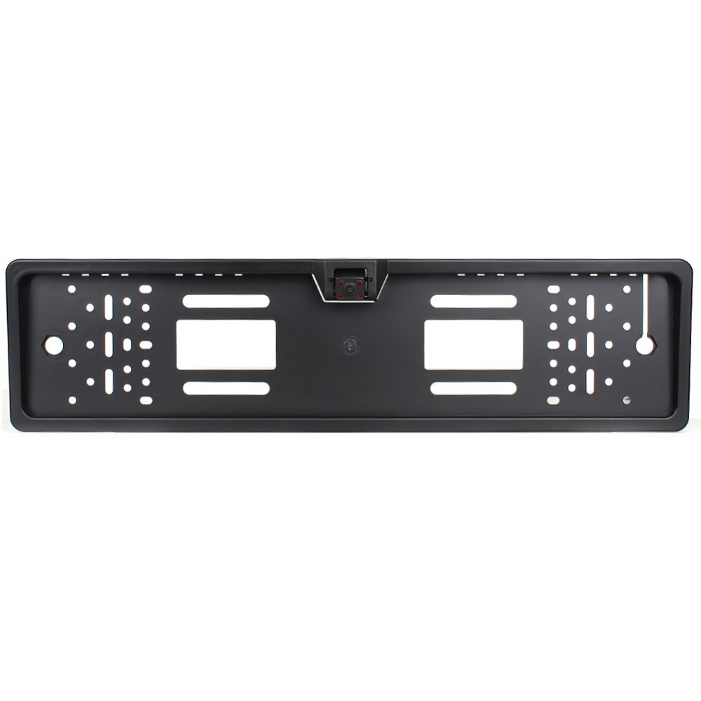 backup camera license plate frame