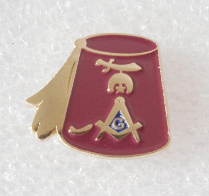 1 piezas masónica insignia de pin de solapa de la masonería regalo Venta caliente 2015