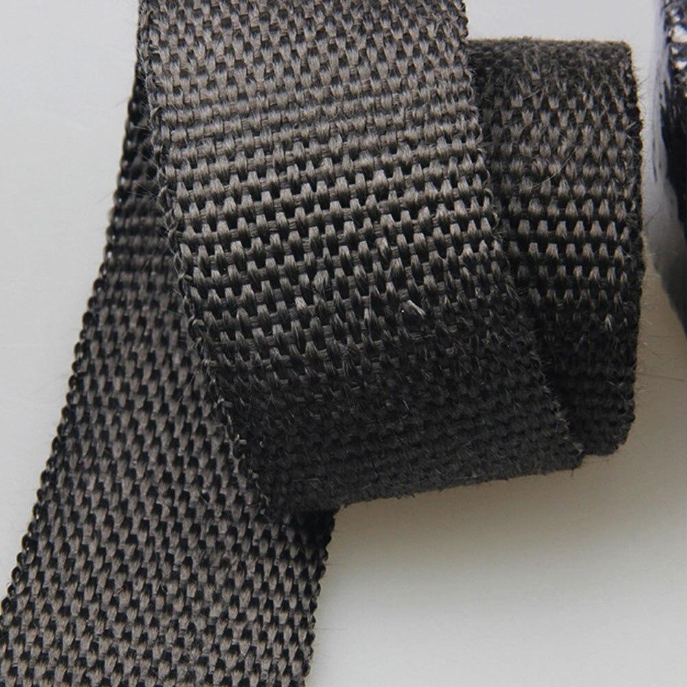 Титановый выпускной коллектор лента термическая удерживающая Автомобильная термолента