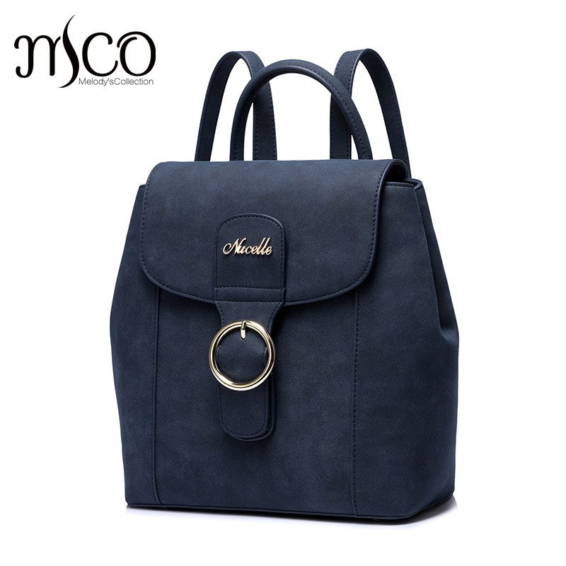 цены School Backpack Women Children Schoolbag Back Pack Korean Ladies Knapsack frosting Bags for Teenage Girls Campus Backpack