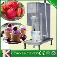 CE утвердить замороженный йогурт блендер фрукты мягкого мороженого смешивания maker machine