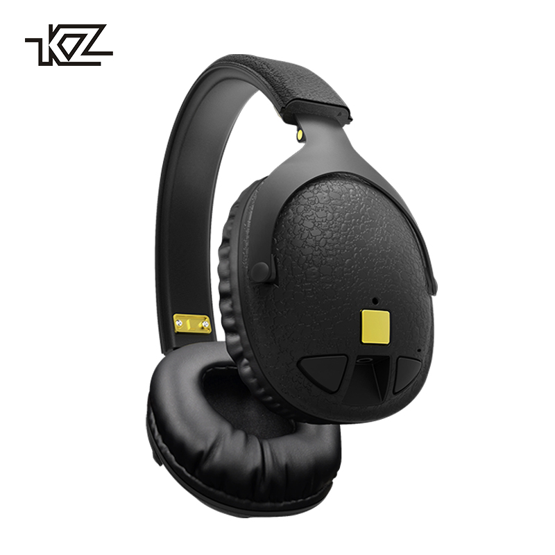 9e8666ff183 KZ LP5 Bluetooth Headphone Wireless Wired Headset noise canceling Sweat  proof support Apt-X Sport Earphones bluetooth-headphones