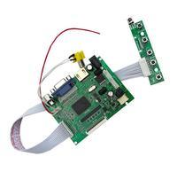 6 5inch Lvds Lcd Driver Board HDMI VGA LCD Display Kit For Car