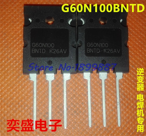 1pcs/lot FGL60N100BNTD TO-247 FGL60N100 TO-3P <font><b>60N100</b></font> new MOS FET transistor In Stock image