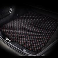 Car Trunk Mats for Mercedes Benz glc GLC200 GLC260 GLC300 GLC220d 250d 350e Coupe accessories car cargo liner mats boot carpets
