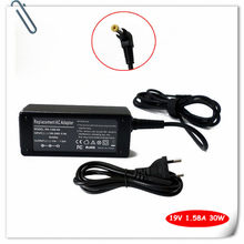 Ac adapter netsnoer voor acer aspire one PA-1300-04 ADP-30JH ab HP-A0301R3 a110 10.1 ZG5 laptop lader + kabel(China)