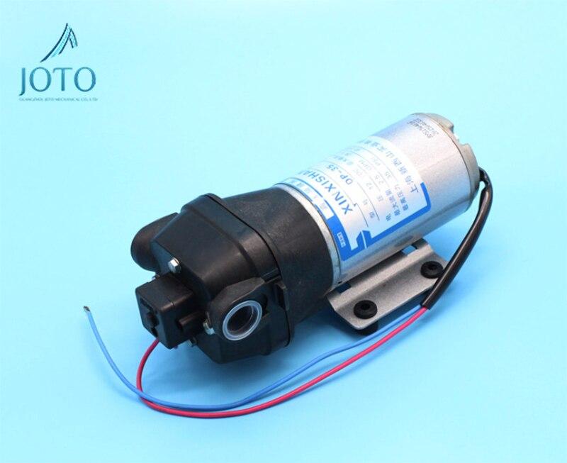 DC 12V Micro High Pressure Diaphragm Pump Portable Micro DC High Pressure Pump Electrical Self-priming Pump high pressure pumps dc 12v dc micro diaphragm pump priming pump spray pump