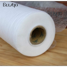 buulqo Hot sale One Meter patchwork lining fabric Double faced adhesive Need to use electric iron 110cm width