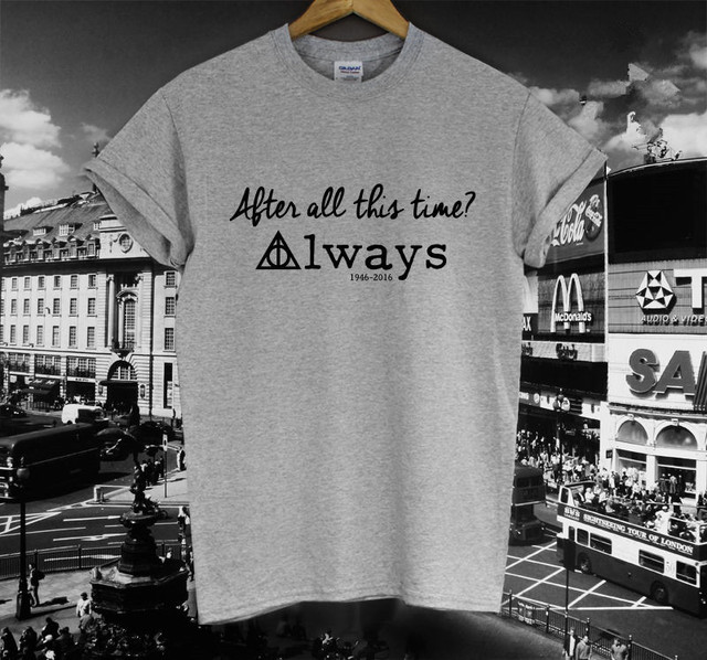 'After All This Time? Always' T-shirt