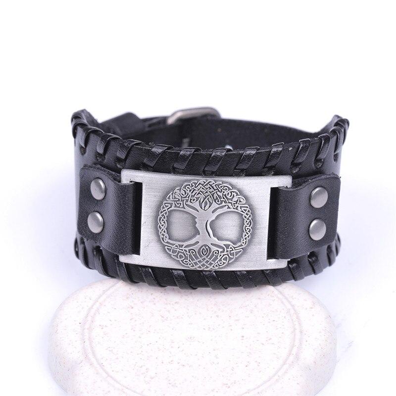 Wide Black-silver