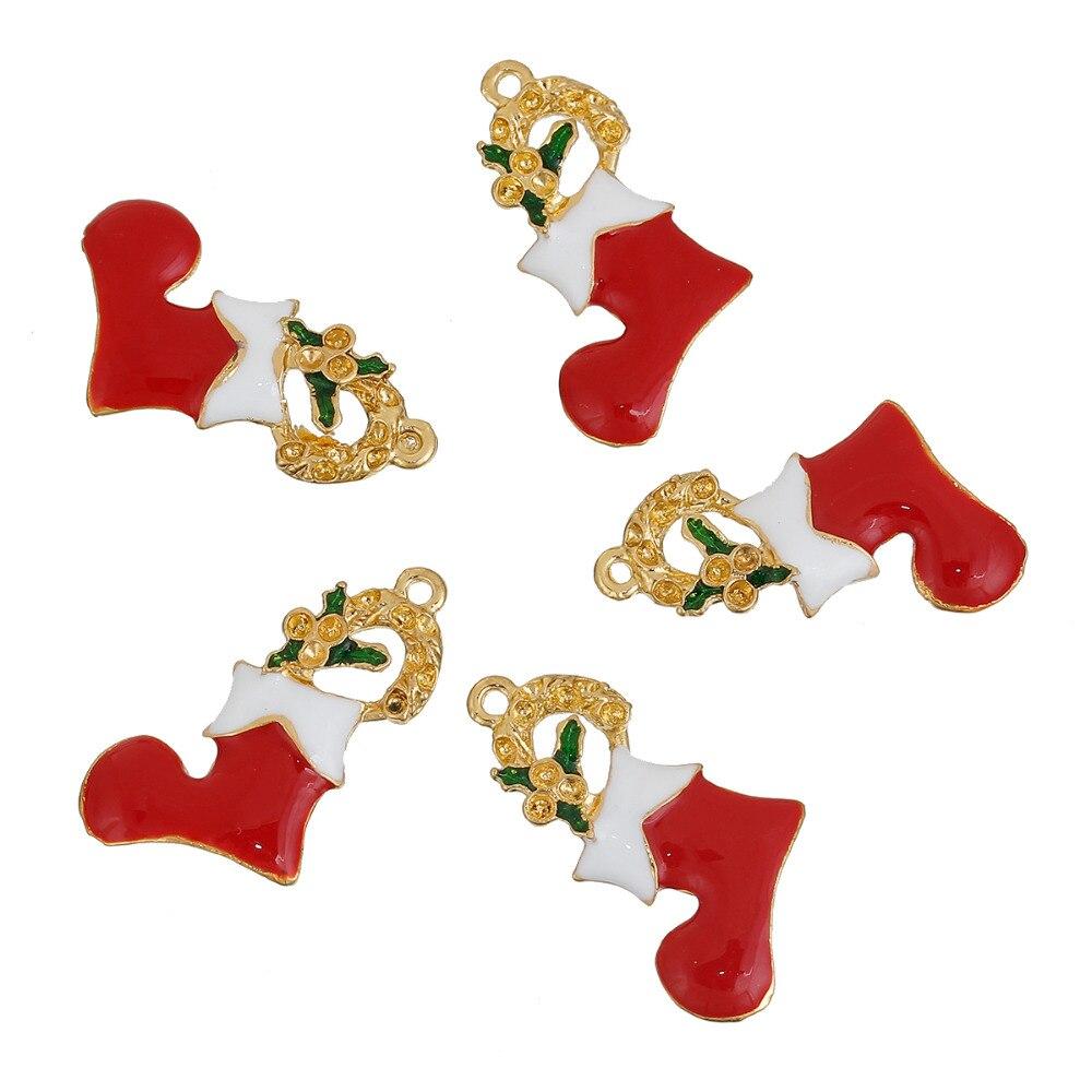 online get cheap white christmas stockings aliexpress com