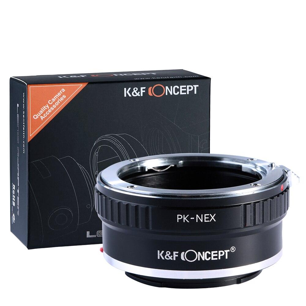 K & F тұжырымдамасы PK-NEX Камера Линзалар - Камера және фотосурет - фото 6