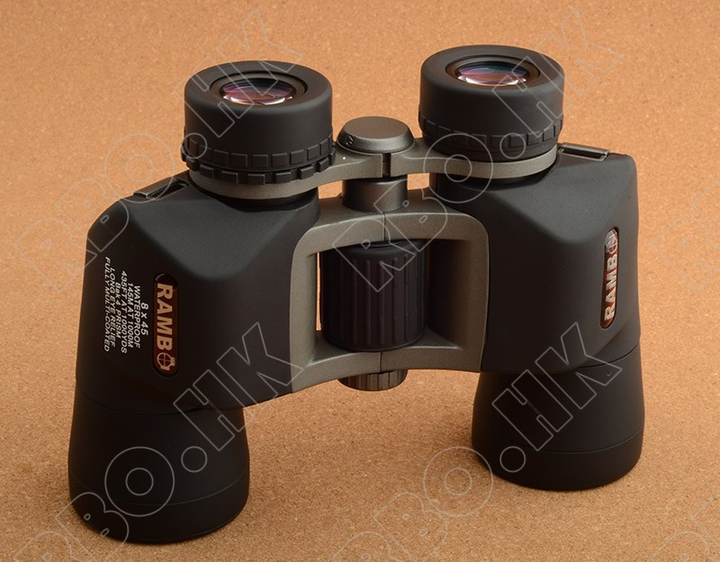 RAMBO HG 8x45 Binoculars telescope High definition Broadband Coating Zoom Environmental protection Hunting RBO R4853 nikula 8x42 high definition waterproof binoculars telescope bak4 prism multilayer broadband coating glass m7078