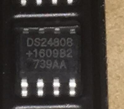 100% NEW Free shipping <font><b>DS2480</b></font> DS2480B SOP8 MODULE new Free Shipping image