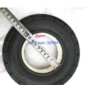 Image 5 - 2 ألوان 1 قطعة سكوتر متحرك الإطارات 200x50 (8x2) الصلبة/رغوة شغل 200x50 ل الحلاقة E100 E125 E200 سكوتر Vapo