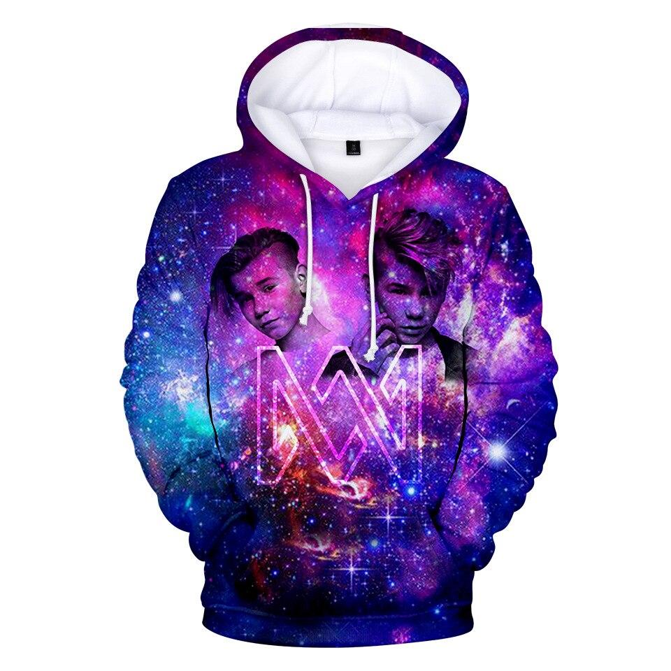 3D Printed Women Casual Hoodies Marcus and Martinus Hoodie Sweatshirts Women Men Long Sleeve Harajuku Pullovers Coat Clothes jung kook bts persona