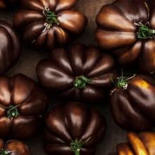 Black tomato VERY RARE nourishing kidney And whitening skin heath Vegetables Plants Potted Home Garden Bonsai Flowers 120 PCS