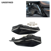 UNDEFINED Motorcycle Mid Frame Air Deflector Heat Shield for Harley Touring Electra Street Road Glide Classic CVO 2017 2018 up