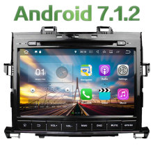 "9"" Audio 2GB RAM 4G Quad Core Android 7.1.2 Multimedia Car DVD Player Stereo Radio GPS Navi Screen for Toyota Alphard 2007-2013"