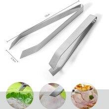 Household Kitchen Utensils Stainless Steel Fish Bone Tweezers Pick-Up Tool Craft